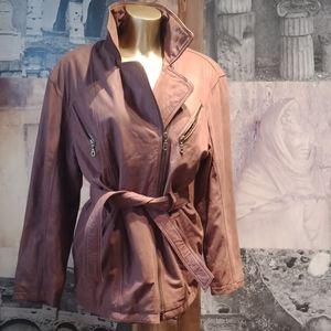 Fabiani leather jacket
